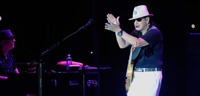 Marbella Starlite melts to Santana's guitar