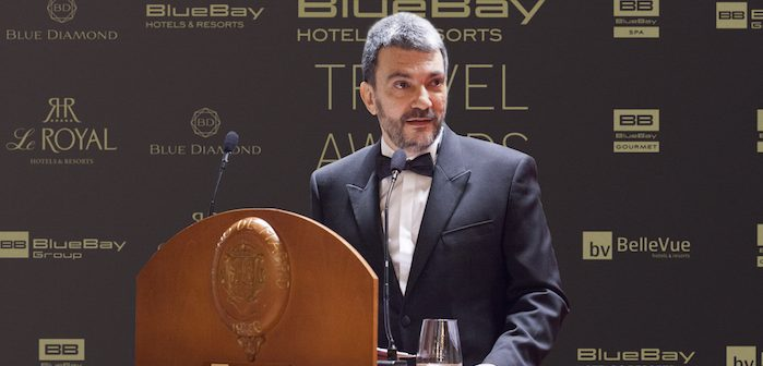 """Jamal Satli Iglesias: """"We have to export our know-how and position the distinguished 'Spain brand' in the international hotel sector"""""""