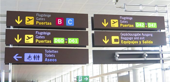 Malaga airport shows 3rd highest growth in passenger traffic for the first six months of 2016