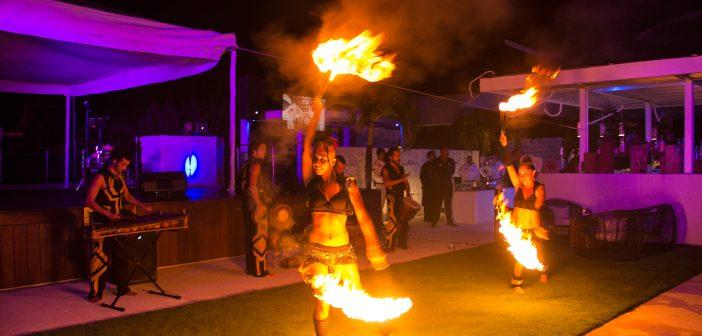 BlueBay Moët & Chandon Party at Blue Diamond Riviera Maya