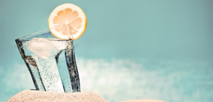 ¡Cuidado con la deshidratación en tus vacaciones!