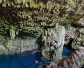 The Saturn Cave, an underground world in Varadero