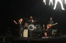 Eros Ramazzotti anoche en Marbella