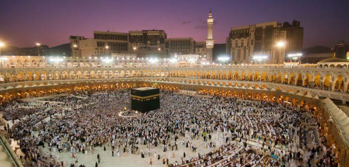 La peregrinación a La Meca
