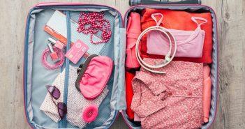 5 tips para maximizar el espacio en tu maleta
