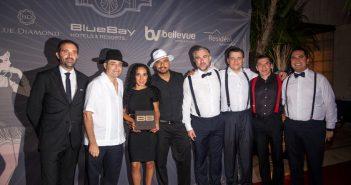 Más de 150 representantes del sector turístico se reúnen en el cóctel de BlueBay, previo a Cancún Travel Mart