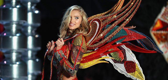Swarovski celebró el 15 aniversario de su colaboración con la firma Victoria's Secret en Shanghai