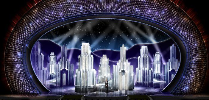 Swarovski iluminará la 90º edición de los Oscars con más de 45 millones de cristales