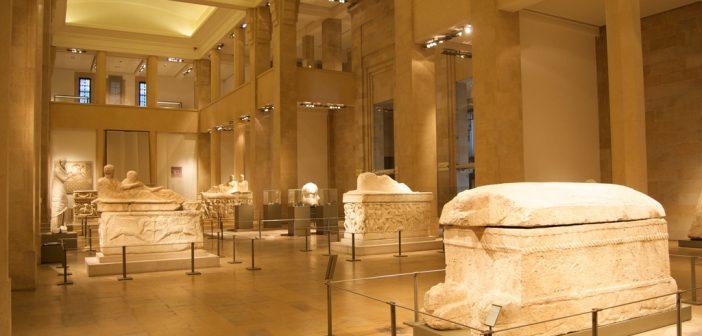 Museo Arqueológico de Beirut, una joya por descubrir