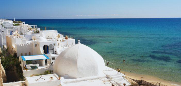 (Español) Las playas de Hammamet, un tesoro natural