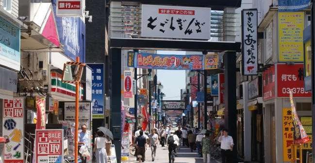 Un paseo por las calles más auténticas de Tokio