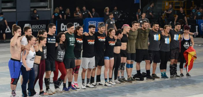 Madrid, the capital of CrossFit in June