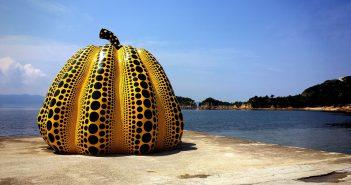 Una ruta con mucho arte en Japón