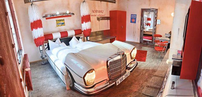 Cuando el alojamiento es la propia experiencia: viaje por los hoteles más excéntricos de Europa