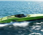 MTI 52' de Lamborghini, unparalleled speed at sea