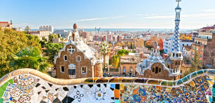 Barcelona, ciudad de colores