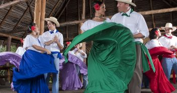 Bailes Costa Rica Fiestas de Palmares
