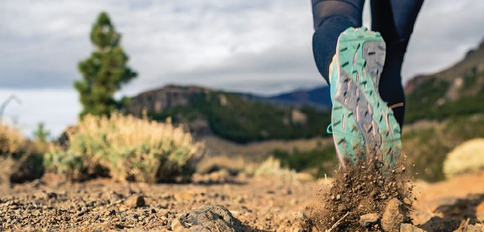 Top 5 for trail running in Europe