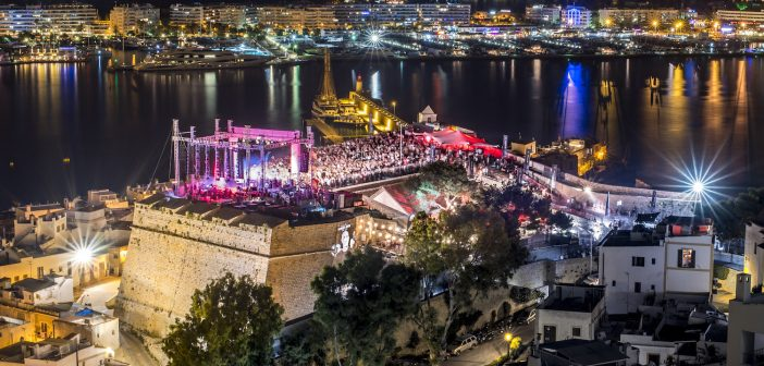 IMS Dalt Vila 2019 signalling the start of the Ibiza summer season