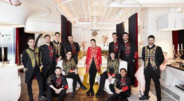 David Muñoz: Quiero hacer de DiverXO el mejor restaurante del mundo