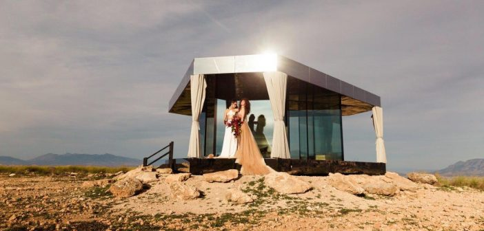 Could you imagine the wedding of your dreams in the middle of the desert?