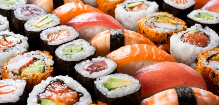 The triumph of sushi: from Japanese purity to fusion