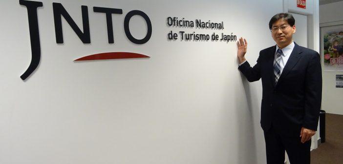 Hisashi-Otsuka -director-Oficina-Nacional-Turismo -Japón
