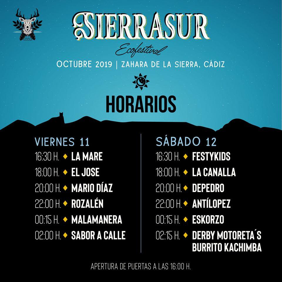 horarios-sierrasur-2019