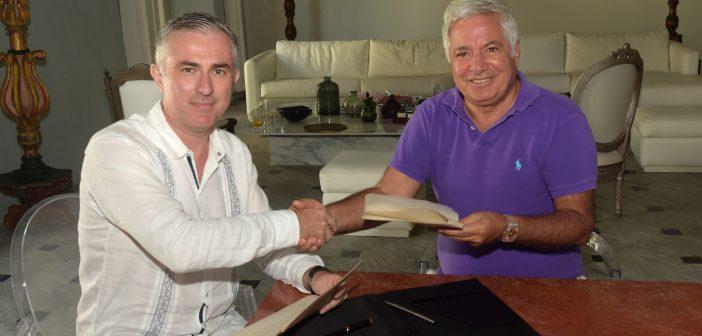 BlueBay Hotels y Grupo Aviatur acuerdan una alianza estratégica para su crecimiento en Colombia