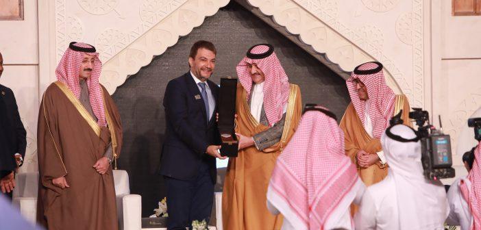 El presidente del Grupo BlueBay Hotels recibe un galardón turístico internacional